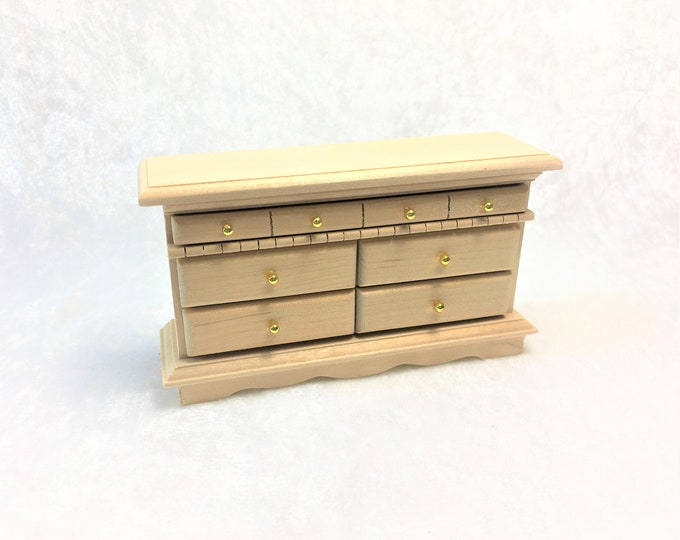 Sideboard, for the dollhouse, the dollhouse, Dollhouse Miniatures, cribs, miniatures, model making