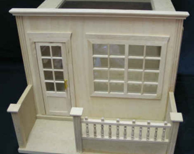 Shop, Showcase,  Dollhouse Kit, Dollhouse, Dollhouse Miniatures, Miniatures, Model Making