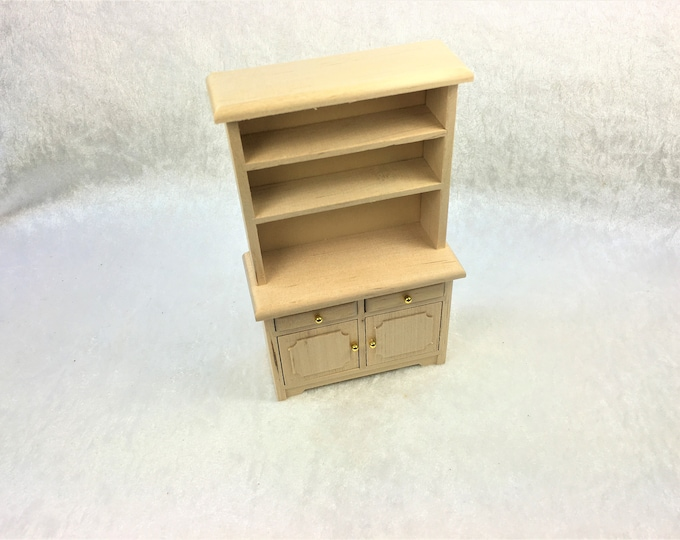 Kitchen cabinet, for the dollhouse, the dollhouse, dollhouse miniatures, cribs, miniatures, model making