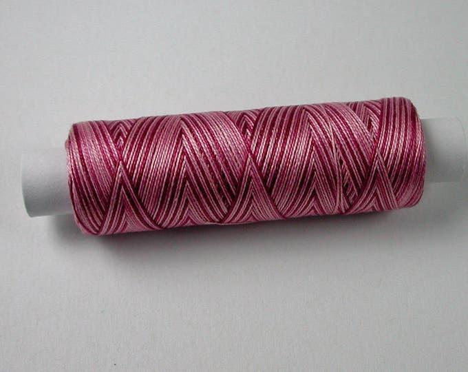 8-3014-Fuschia, Venne cotton gradient, knitting and crochet thread for miniature manual work