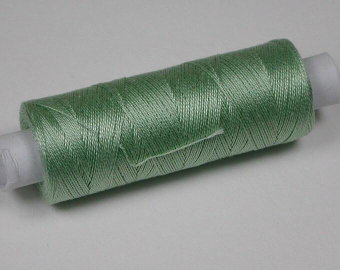 5051 Venne cotton, knitting and crochet thread for miniature handicraft, color pistachio green