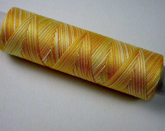 8-3012 Venne cotton gradient, knitting and crochet thread for miniature handicraft, color sun