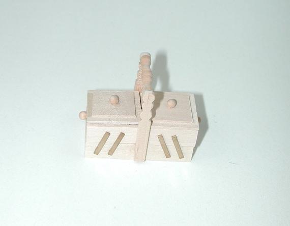 Hood, for the doll house, the Dollhouse, Dollhouse miniatures, cribs, miniatures, model making # v 23135