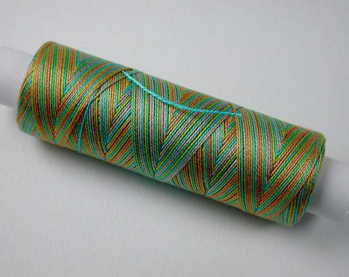 8-4011 Venne cotton gradient, knitting and crochet thread for miniature handicraft, color Berlingot
