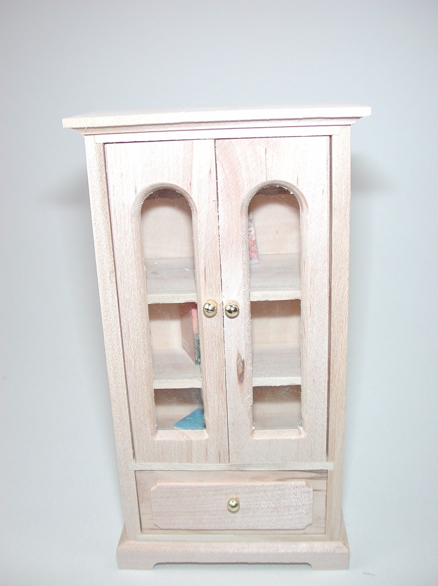 Bookcase With A Drawer For The Doll S House The Dollhouse