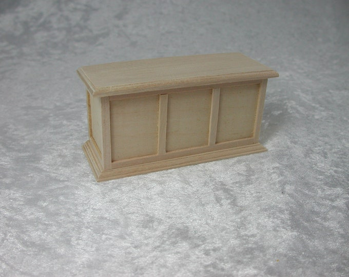 Shop table, for the doll's house, the Dollhouse, Dollhouse miniatures, cribs, miniatures, modelling # 840-953