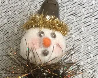 Gertrude snowlady