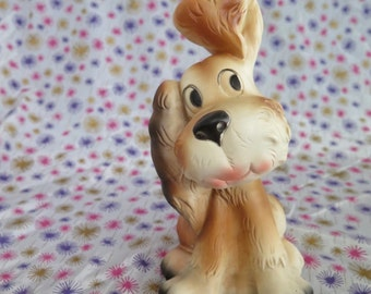 Edward Mobley, Arrow Rubber and Plastics company, Puppy Dog, 1961, Squeak toy