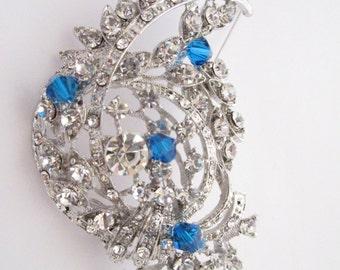 Wedding brooch,bridal brooch,wedding accessories,bridal jewelry,wedding jewelry brooch,flower brooch rhinestone brooch brooch brooch bouquet