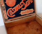 Antique Advertising Box Germany Guthmans Cosmos Soap