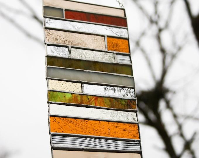 Autumn Colors -Small Suncatcher Panel