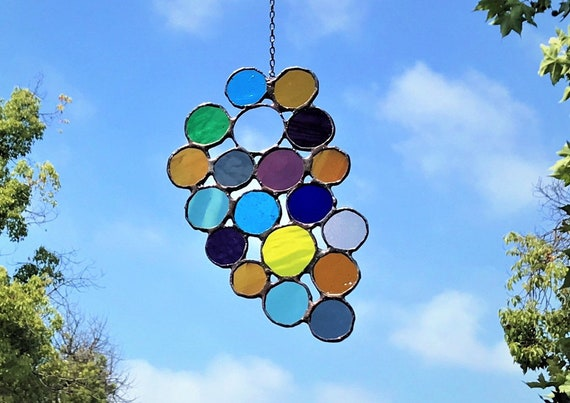 Circle Bunch Suncatcher