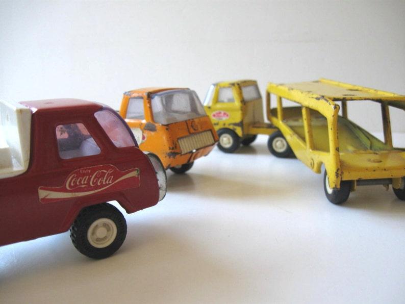 Tonka Toy Trucks Vintage Toy Children Kids metal cars | Etsy