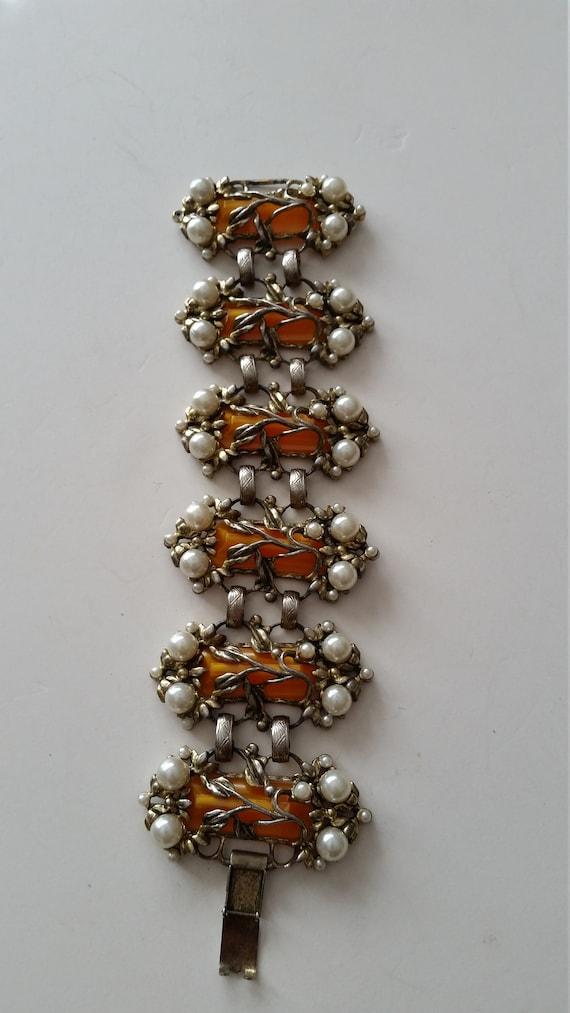 Vintage 1940's 50's Bracelet