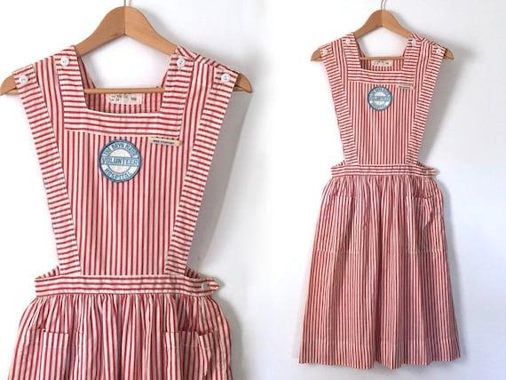 pinafore dress striped apron dress sexy nurse cost