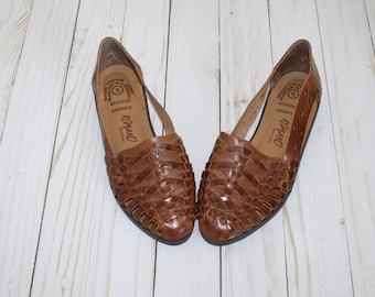 Mexican sandals   Etsy