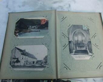 1920 Book postcards