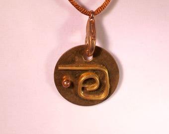 Brass Spiral