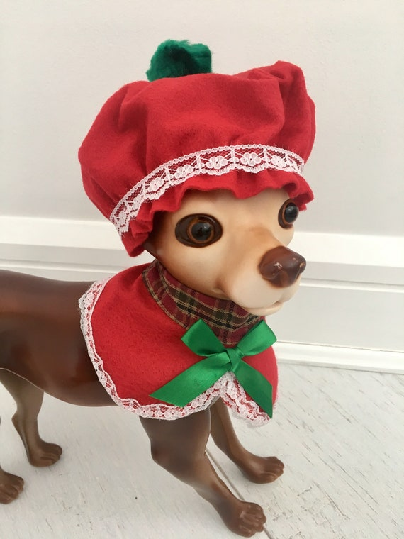 image 0 - Pet Christmas Outfit Dog Christmas Costume By Etsy