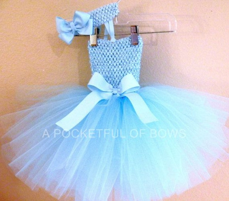e711eb278 Cinderella Tutu Dress Princess Birthday Party Dress