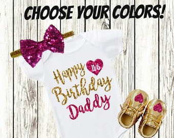 Daddy Birthday Etsy