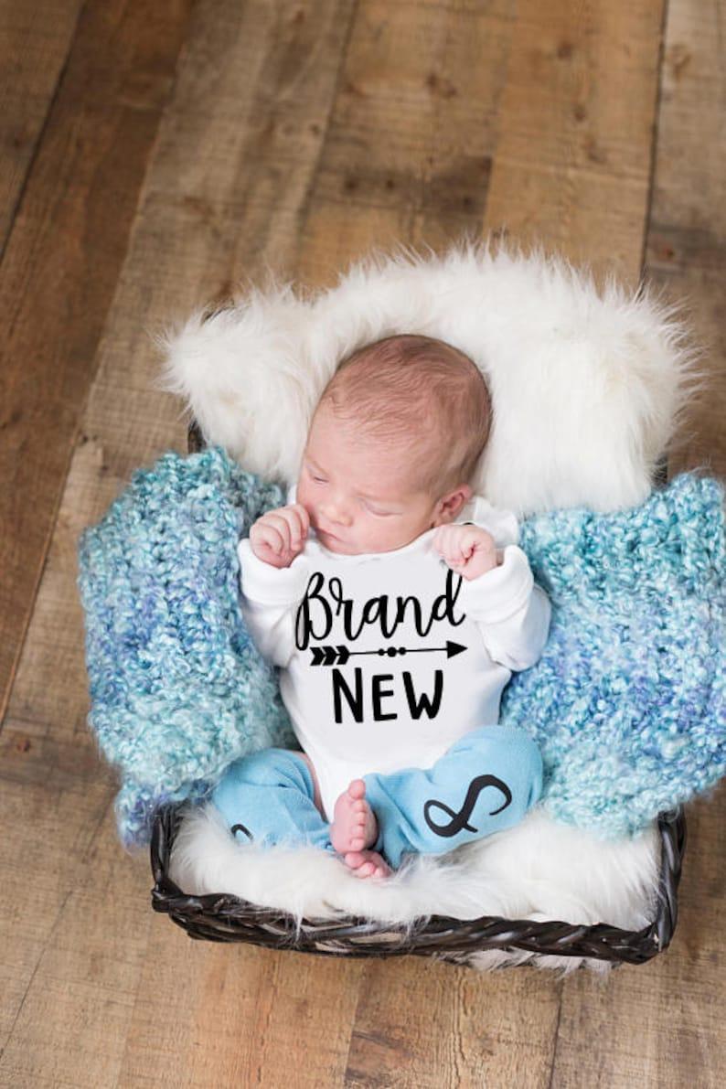 54427e5a1ba1 Newborn Boy Coming Home Outfit Preemie Boy Clothes Brand New