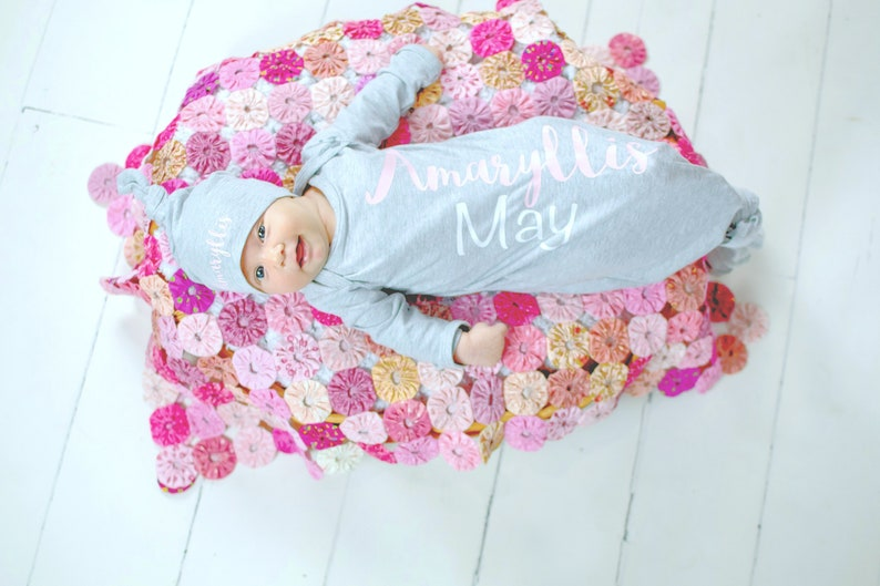 994ae55c7 Newborn Girl Coming Home Outfit Newborn Baby Girl Clothes