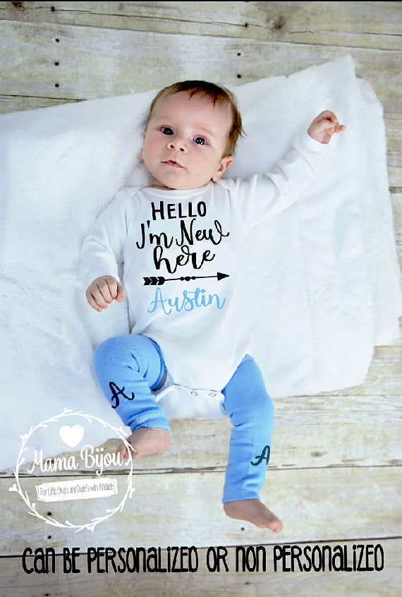 2034038e1 Newborn Take Home Outfit Newborn Hospital Outfit | Etsy