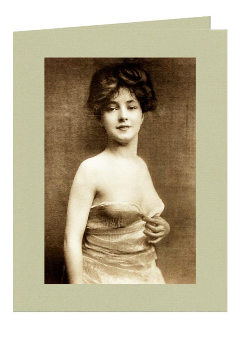 Evelyn Nesbit New 4x6 Vintage Postcard Image Photo Print EN21