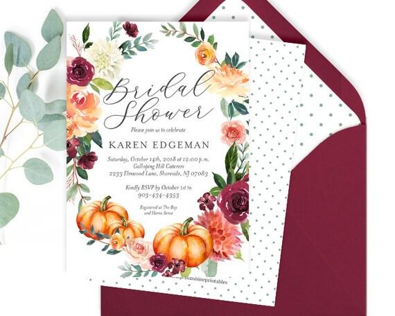 b184212d025e Fall Bridal Shower Invite