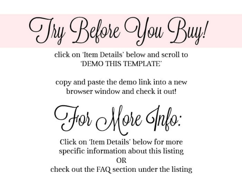 Pink Floral Buffet Food Labels or Seating Place Cards Folding 3.5x5 Printable Editable Templett Template SP0058