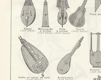 Celtic Bliss Violin Fiddle /& Bagpipes Irish Scottish Instruments Spring Original Fine Art Photography Wall Art Photo Print