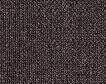 1.25 yd Herman Miller Geiger Capri Chestnut Brown Nubby Upholstery Fabric RR