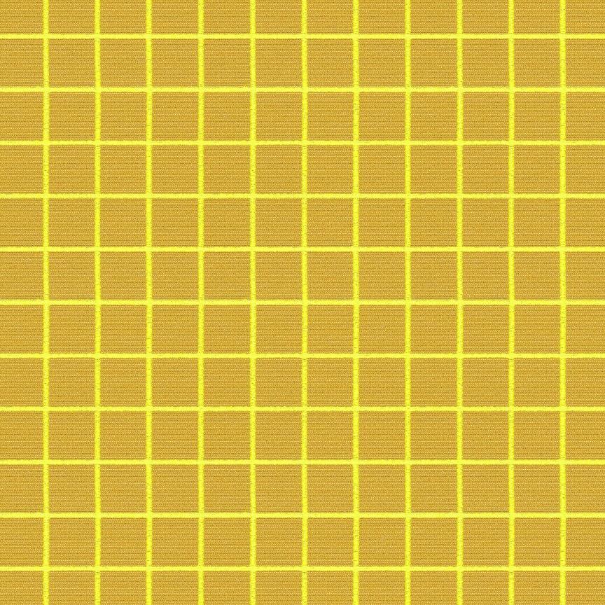 Maharam grille d'ameublement tissu Hi Hi Hi Lite jaune vif 466330-002 - 5,375 yards - AZ 707c57