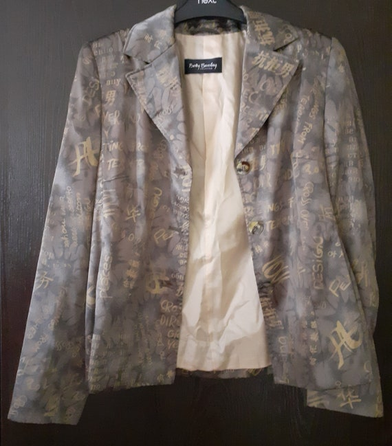 Betty Barclay Silk Jacket