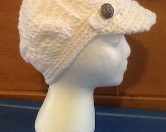 Women's Newsboy Cap