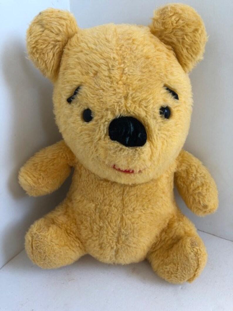 bc77fd00e4d2 Winnie the pooh very old winnie pooh bear vintage winnie the