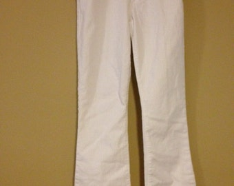 Joes jeans  white vintage  size 27