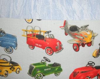 "Cute cars little boys pillow cover  16"""