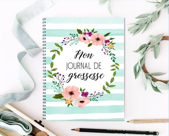 Journal De Grossesse Album De Grossesse Livre De Grossesse Carnet De Grossesse Livre De Bebe Journal De Bebe Cadeau Pour Maman Frg1