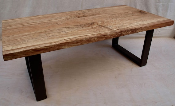 Merveilleux Spalted Maple Coffee Table | Etsy