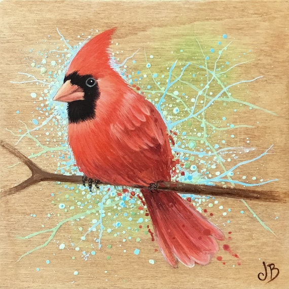 Mountain Red Cardinal