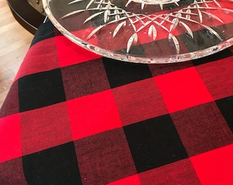 Quick View. Buffalo Plaid Tablecloth ...
