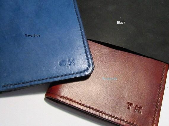 Lederen paspoort Cover paspoort houder lederen Travel Wallet Boarding Pass Cover aangepaste paspoort portemonnee