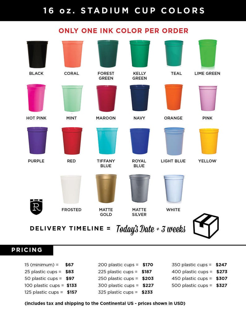 plastic party cups Classy diamond Party plastic cups wedding cups engagement stadium cups party stadium cups elegant party cup- 100 qty