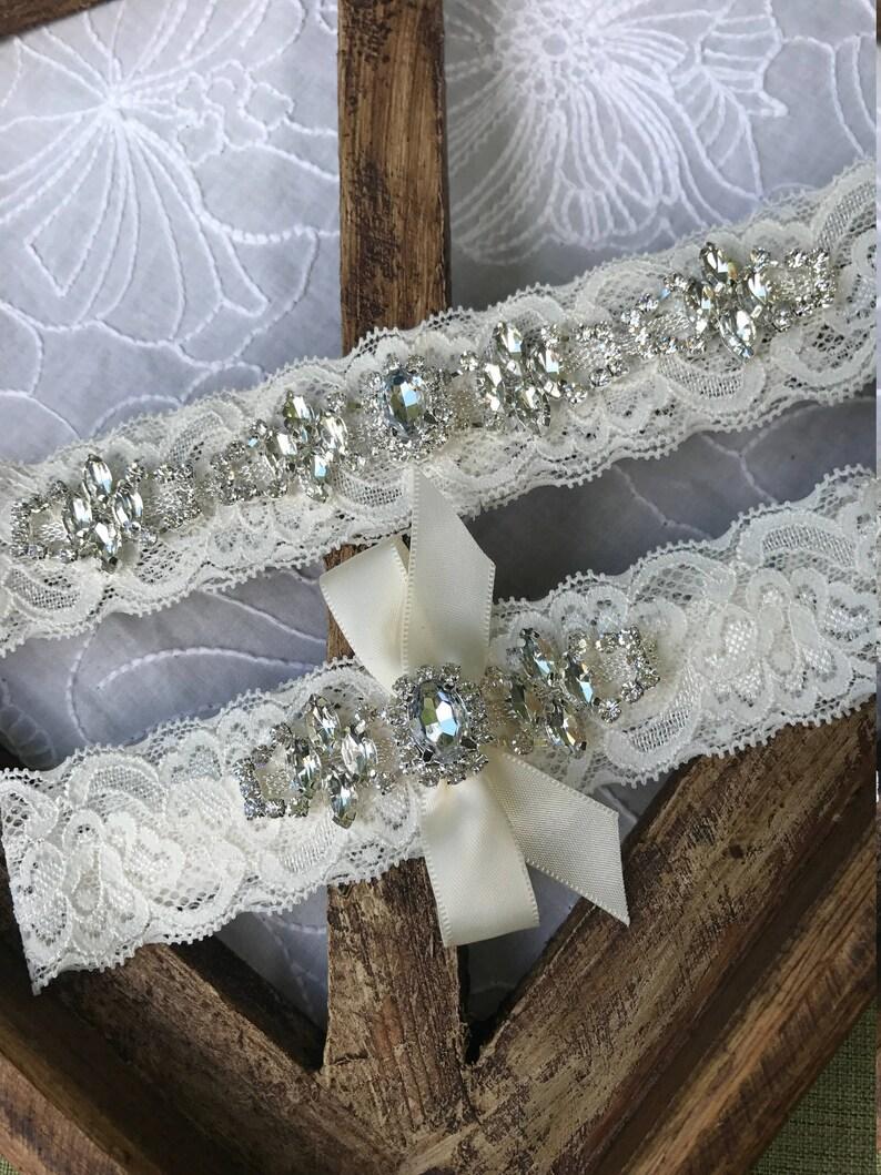 bc003656a22 Wedding garter set boho wedding garter bridal garter garter