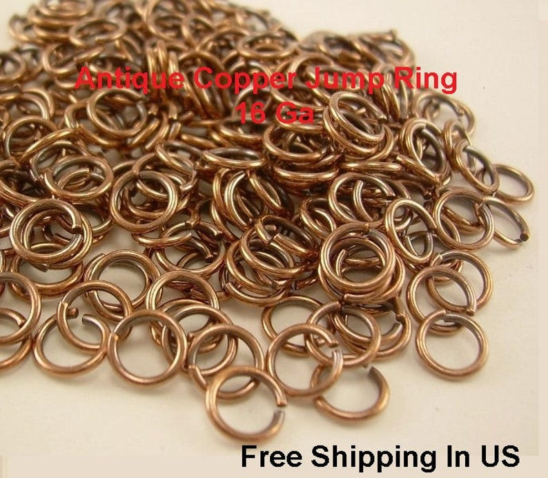 Wire 18 Ga Sterling Silver Round 5 MM O//D Jump Ring Of 50 Saw-Cut 185BS Pkg