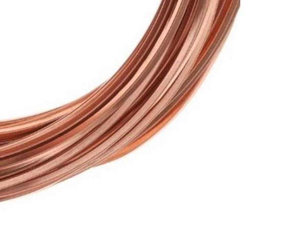 Copper Wire 99.9/% Pure Choose Gauge,/& Length 12 To 30 Ga Shape,Temper