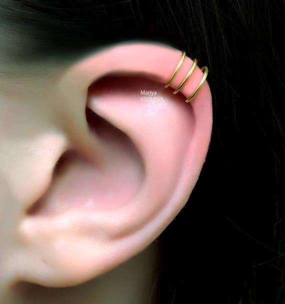 piercing im ohr oben