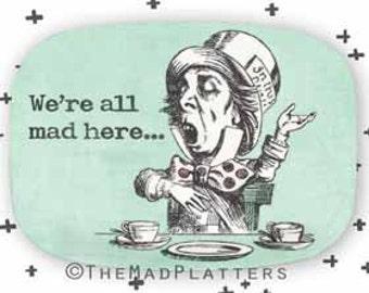 Mad Hatter II platter